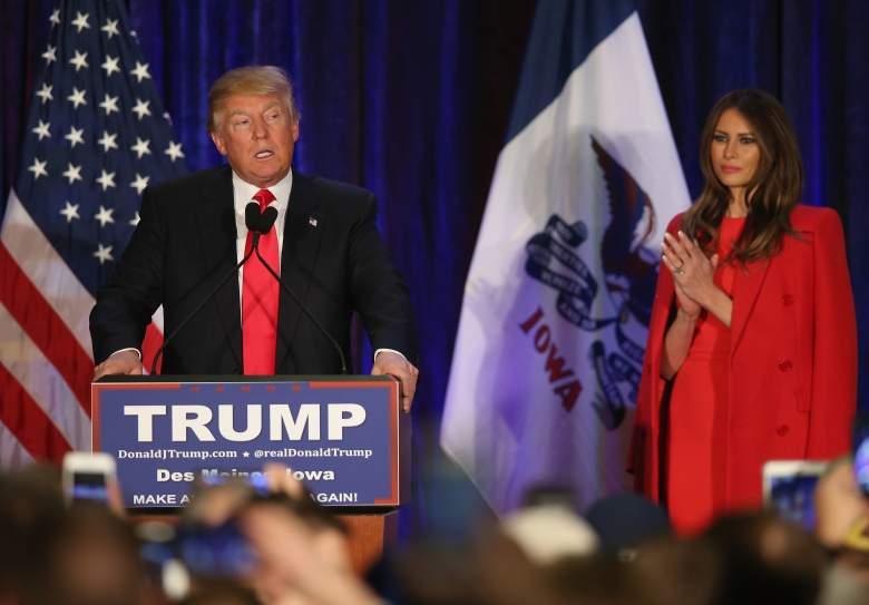 Donald Trump polls, Donald Trump South Carolina, Donald Trump New Hampshire