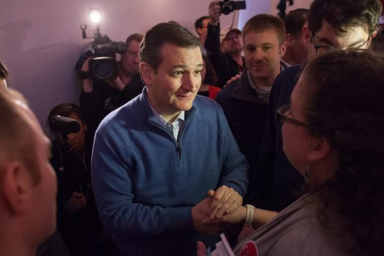 Ted Cruz polls, Ted Cruz New Hampshire, Ted Cruz South Carolina