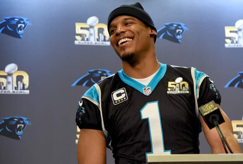 Cam Newton Super Bowl MVP odds, Cam Newton Super Bowl prop bets