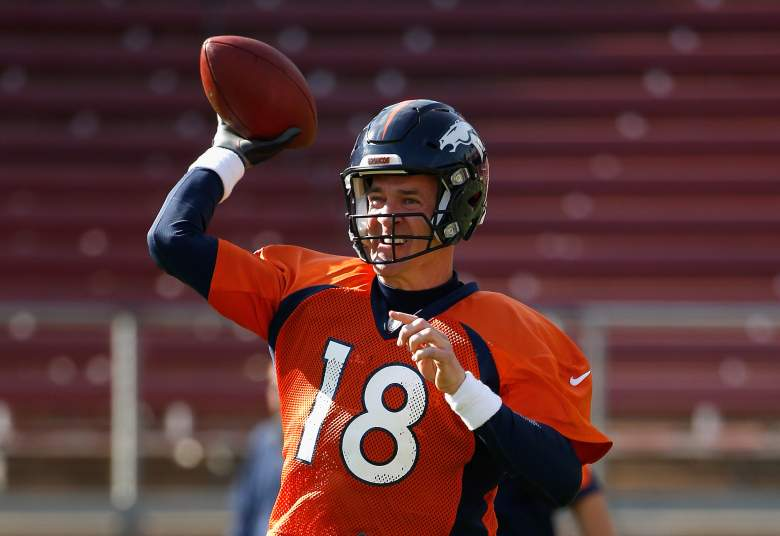 Peyton Manning Super Bowl wins, rings, victories, how many, has