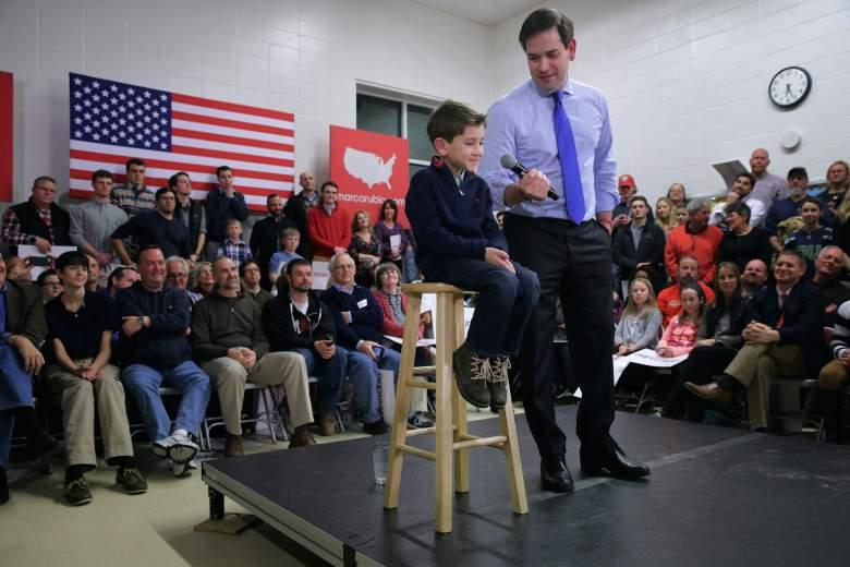 Marco Rubio New Hampshire, Marco Rubio polls, Marco Rubio South Carolina