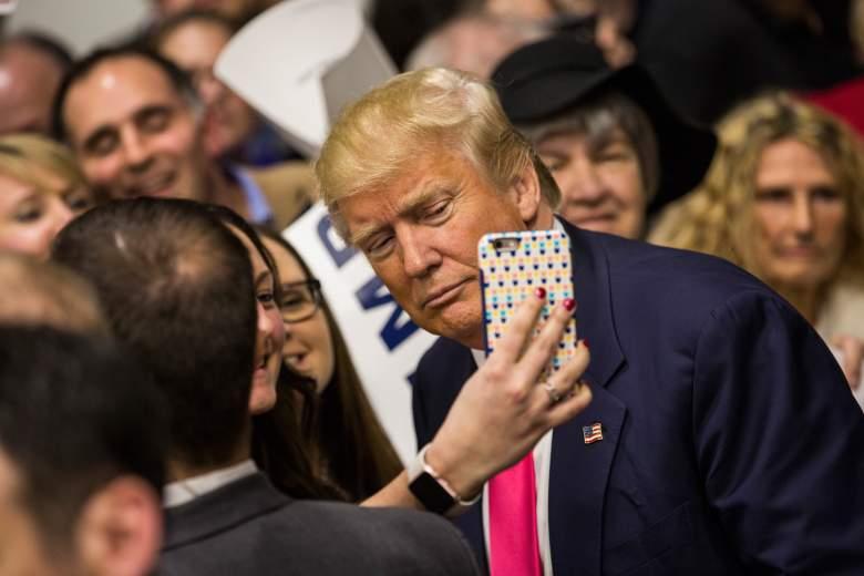 Donald Trump polls, Donald Trump New Hampshire, Donald Trump South Carolina