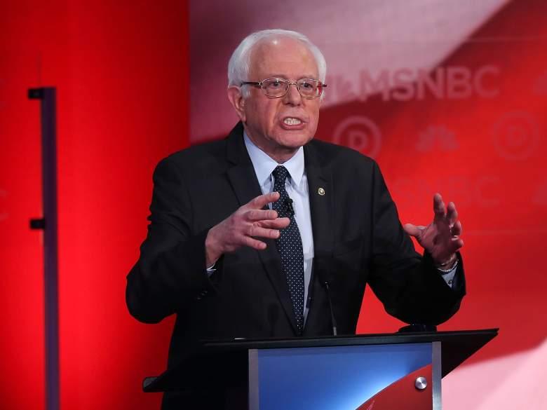 Bernie Sanders polls, Bernie Sanders South Carolina, Bernie Sanders Nevada