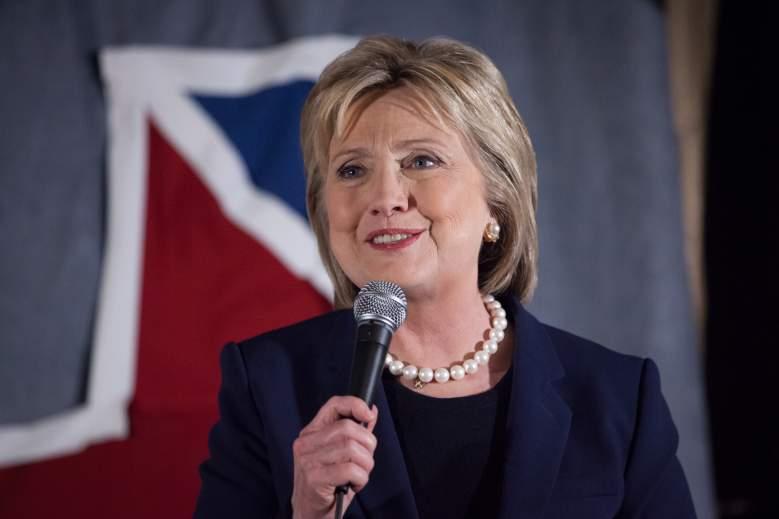 Hillary Clinton polls, Hillary Clinton New Hampshire, Hillary Clinton South Carolina