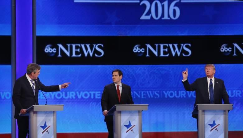 GOP debate, GOP New Hampshire, Republican debate