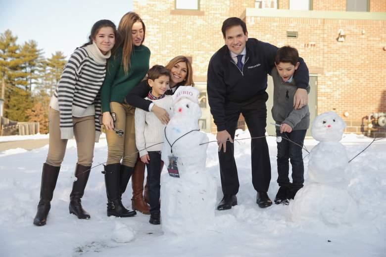 Marco Rubio family, Marco Rubio wife, Jeanette Rubio