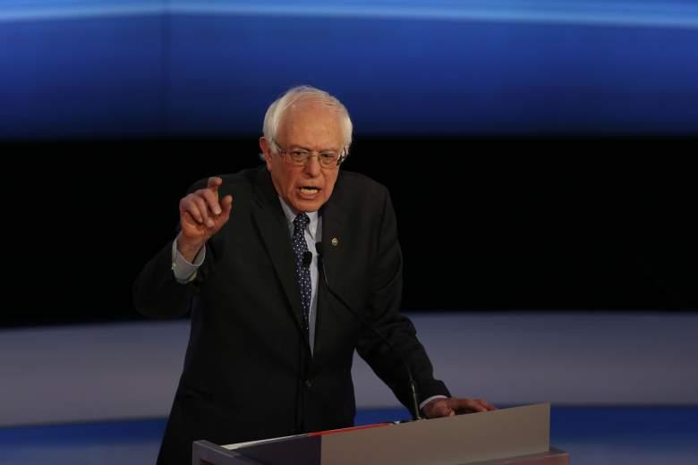 Bernie Sanders, south carolina democratic primary, when, where, location