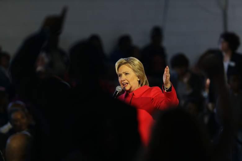 Hillary Clinton South Carolina, Clinton polls South Carolina, Clinton vs. Sanders polls, Latest poll South Carolina