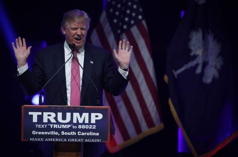 Donald Trump South Carolina, Donald Trump polls, Latest GOP polls South Carolina
