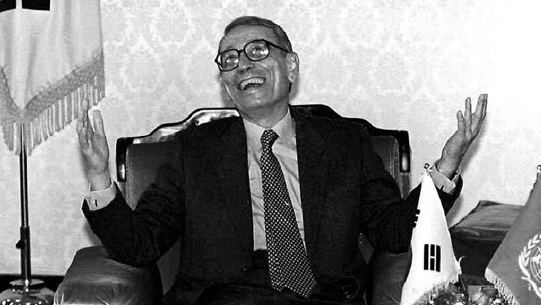 Boutros Boutros-Ghali Dead Dies