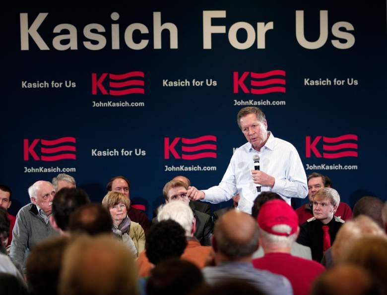 John Kasich polls, John Kasich South Carolina, John Kasich Nevada
