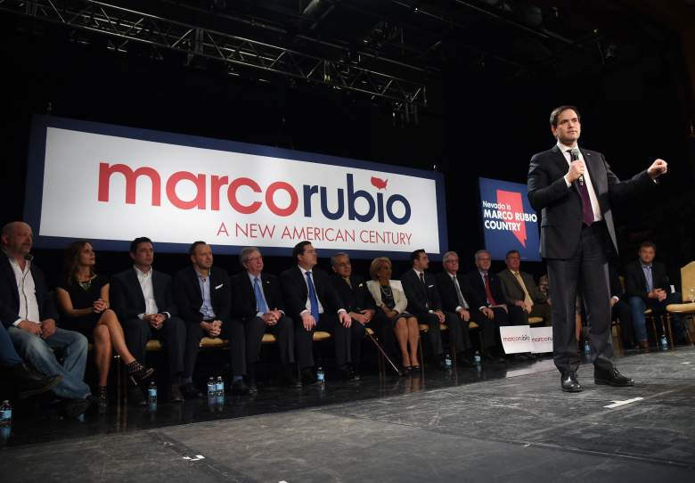 Marco Rubio rally, Super Tuesday states, which states vote on Super Tuesday