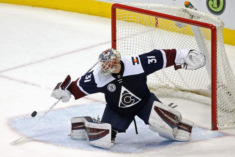 Calvin Pickard, Colorado Avalance, Detroit Red Wings, Live Stream