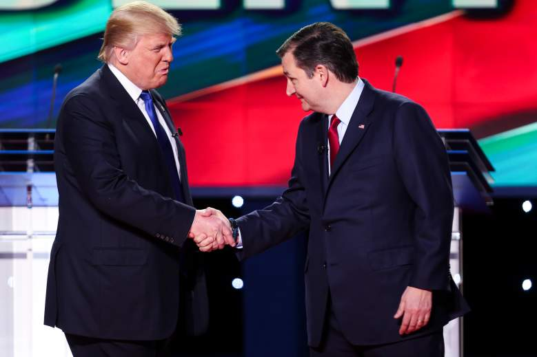 Ted Cruz, Donald Trump, Texas polls, polling, latest