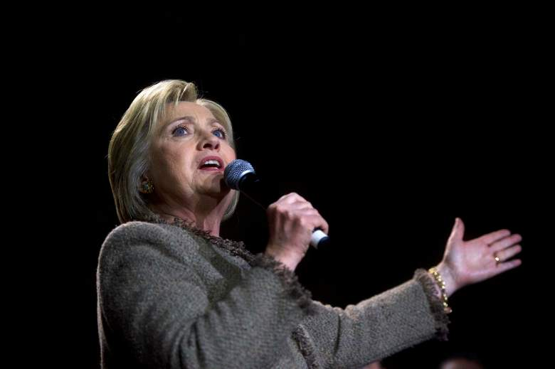 Hillary Clinton, Texas Democratic primary, republican, gop, when, where