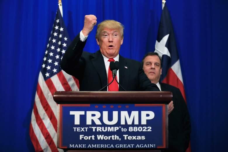 Donald Trump, Georgia GOP primary, republican, democratic, when, where, delegates