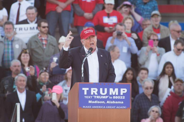 Donald Trump polls, Super Tuesday polls, Virginia GOP polls