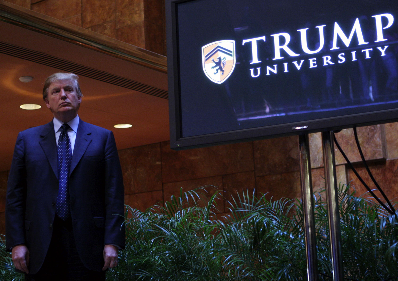trump university, trump university lawsuits