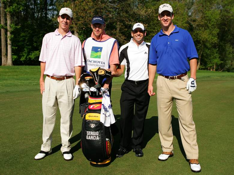 Peyton Manning, Cooper Manning, family, pictures, photos,  brothers