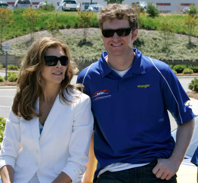 Teresa Earnhardt Married – Dale earnhardt sr married latane brown in 1968.