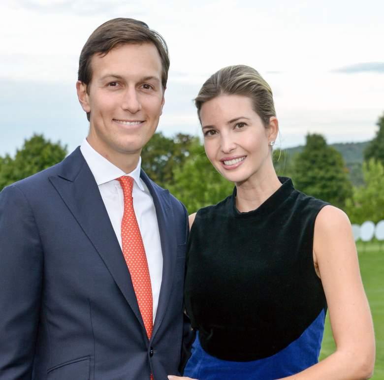 Jared Kushner, Ivanka Trump Donald Trump son in law