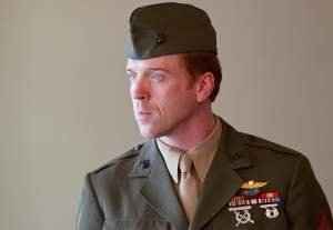Lewis pictured as Nick Brody in 2011 in Showtime's hit drama, Homeland. (Showtime)