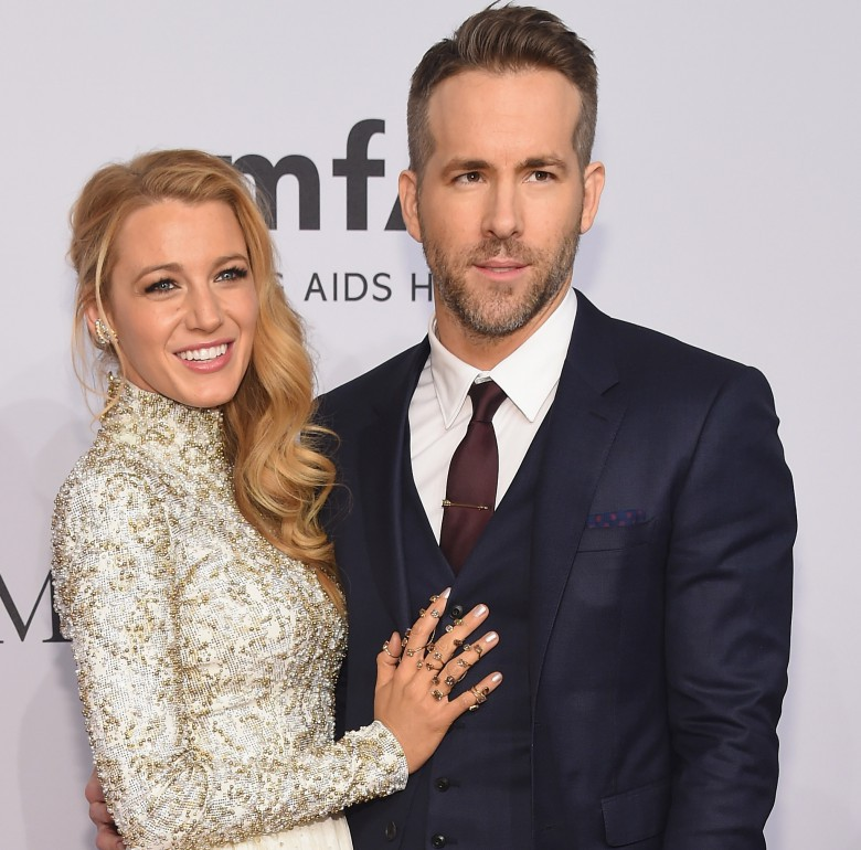 Ryan Reynolds Wife, Ryan Reynolds Daughter, Blake Lively Baby, Ryan Reynolds Married