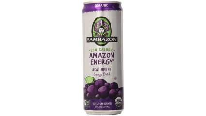 organic energy drinks