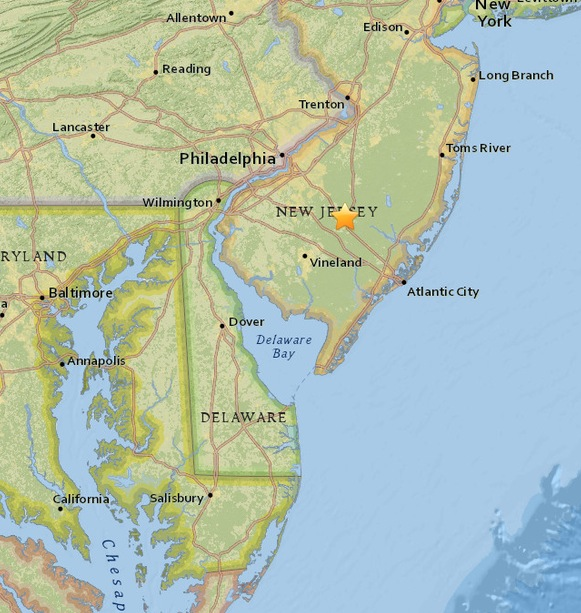new jersey shaking mystery