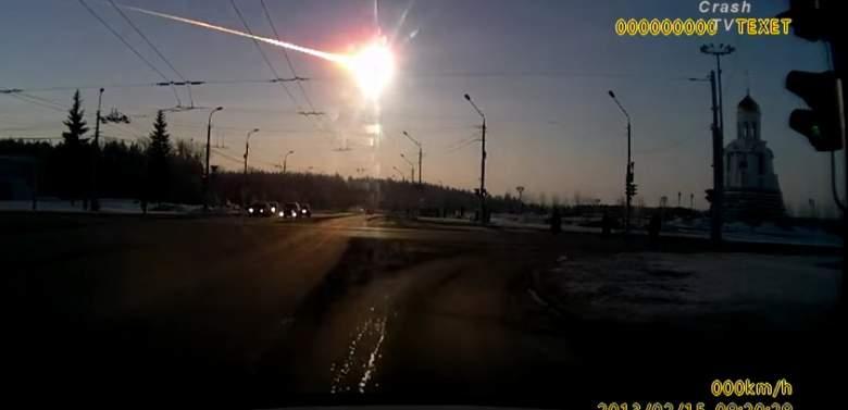 Chelyabisnk meteor