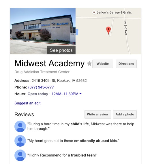 midwest academy reviews