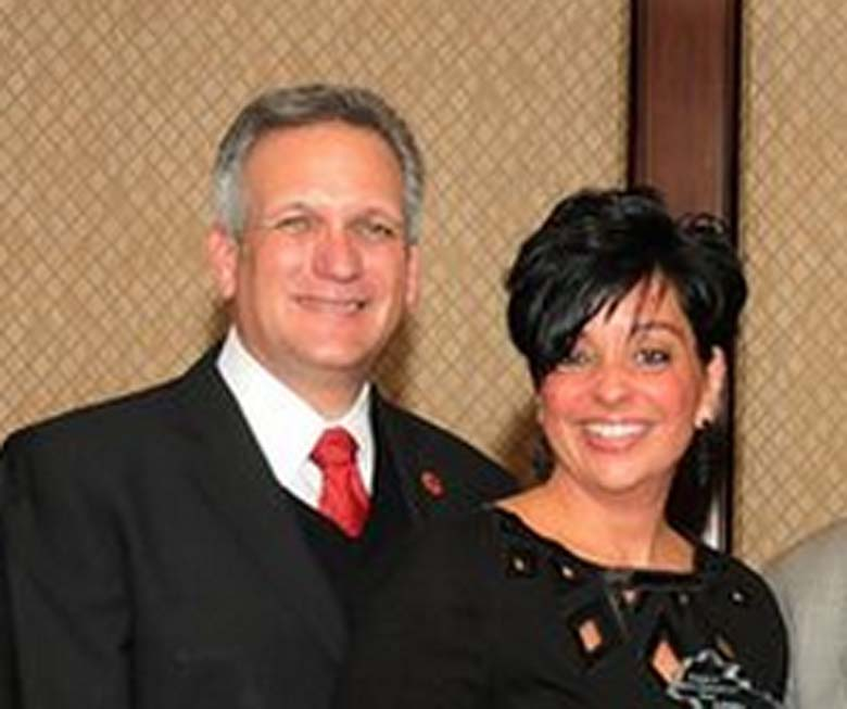 Joe Linda Mangano Wife