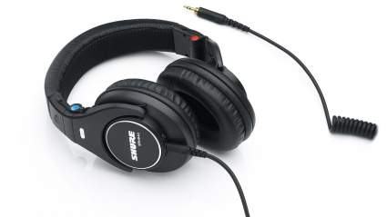 shure headphones, best headphones, headphones, best over ear headphones, over ear headphones, best earphones, studio headphones