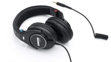 shure headphones, best headphones, headphones, best over ear headphones, over ear headphones, best earphones, studio headphones