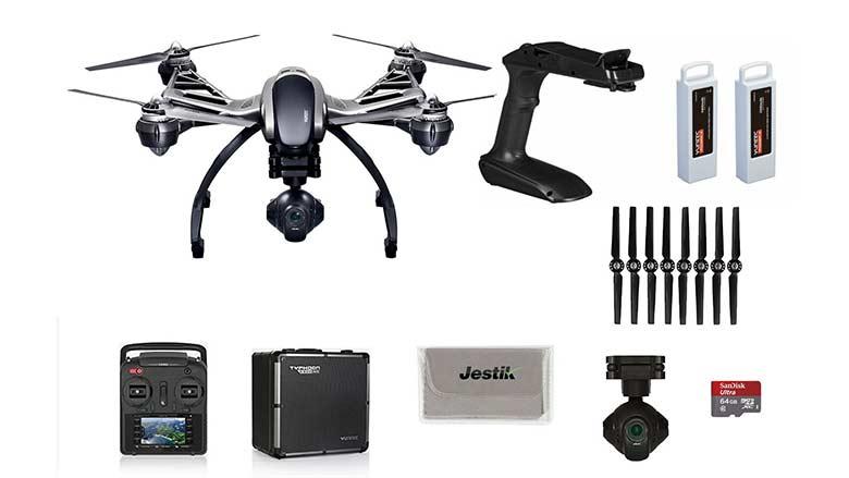 4K drone kits