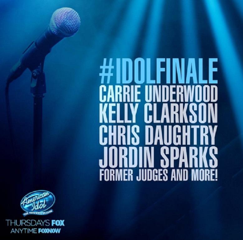 American Idol, American Idol 2016 Finale, American Idol Season 15 Finale, American Idol Finale Performers, American Idol Finale Spoilers