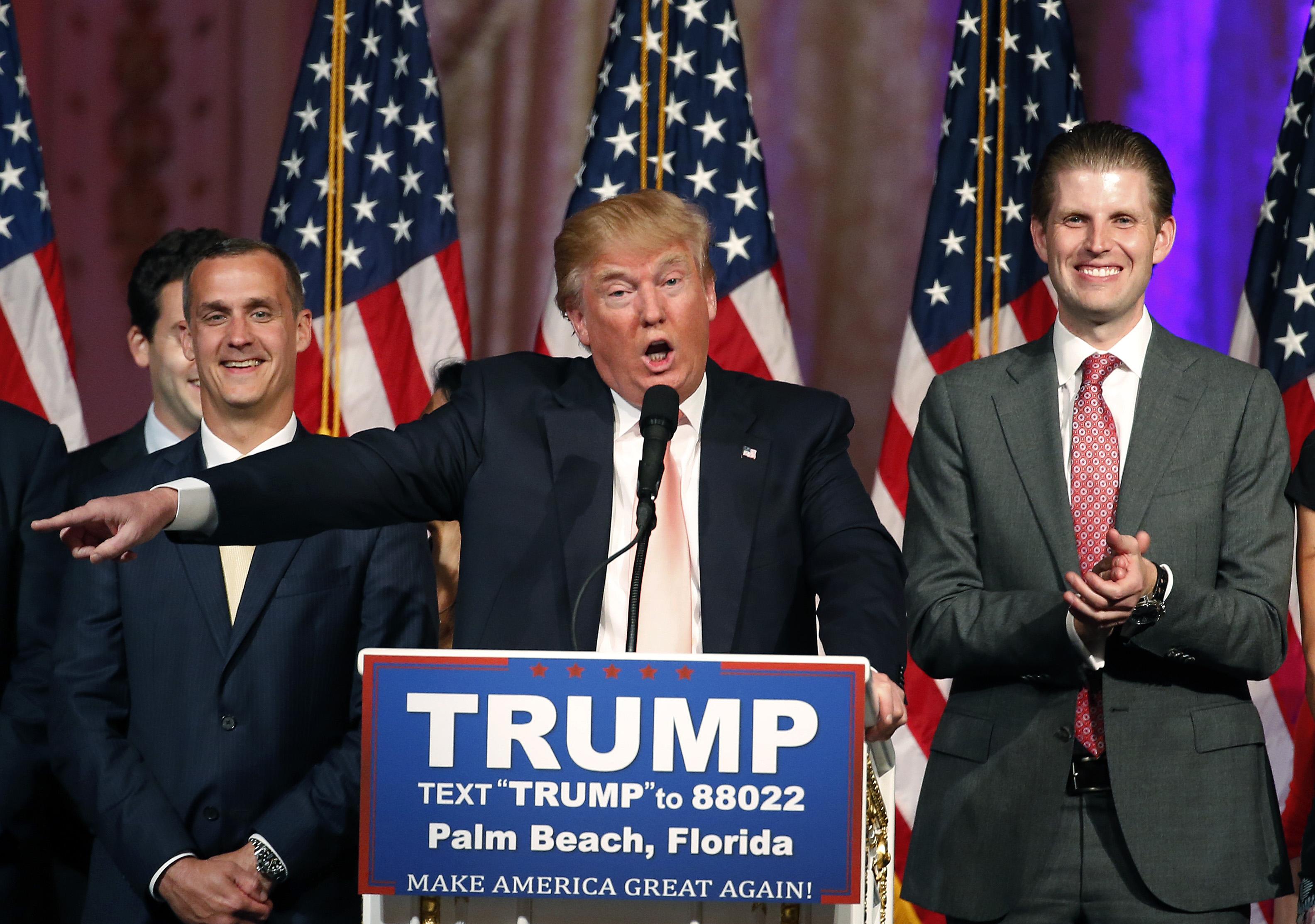 corey lewandowski, corey lewandowski donald trump, corey lewandowski trump campaign manager