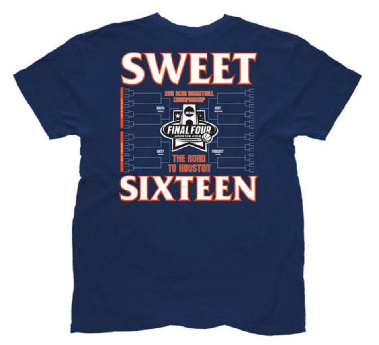 syracuse orange sweet 16 2016 ncaa shirts