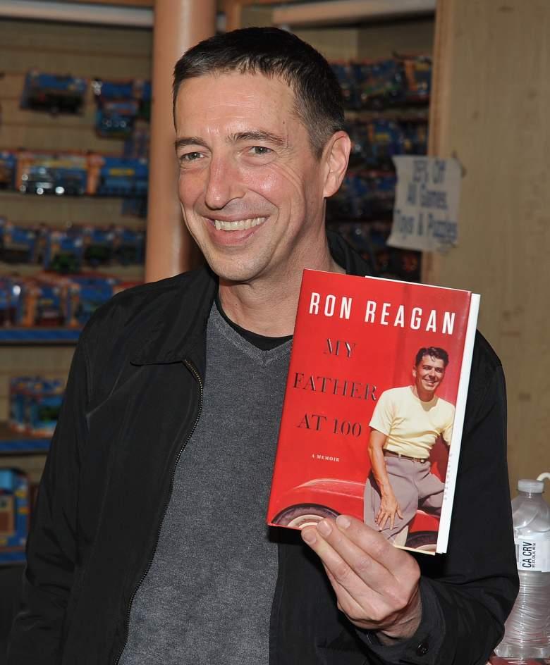 Ron Reagan photo