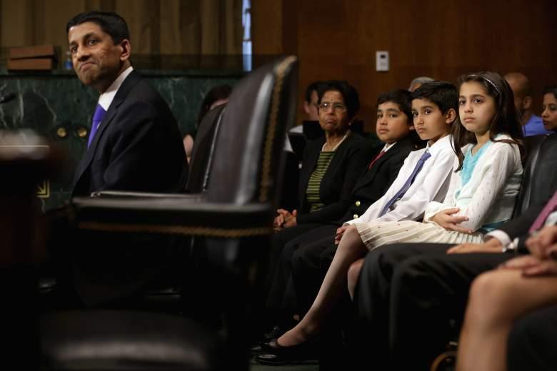 Sri Srinivasan kids, Sri Srinivasan children, Sri Srinivasan family