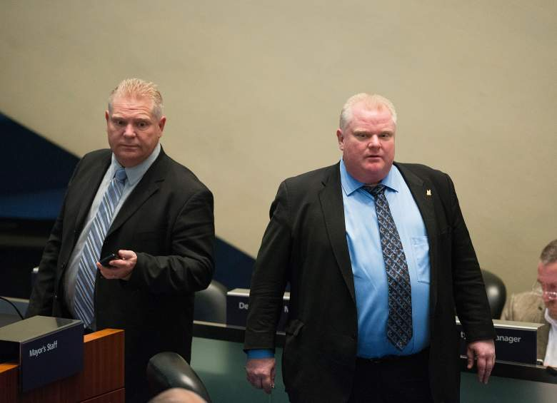rob ford brother