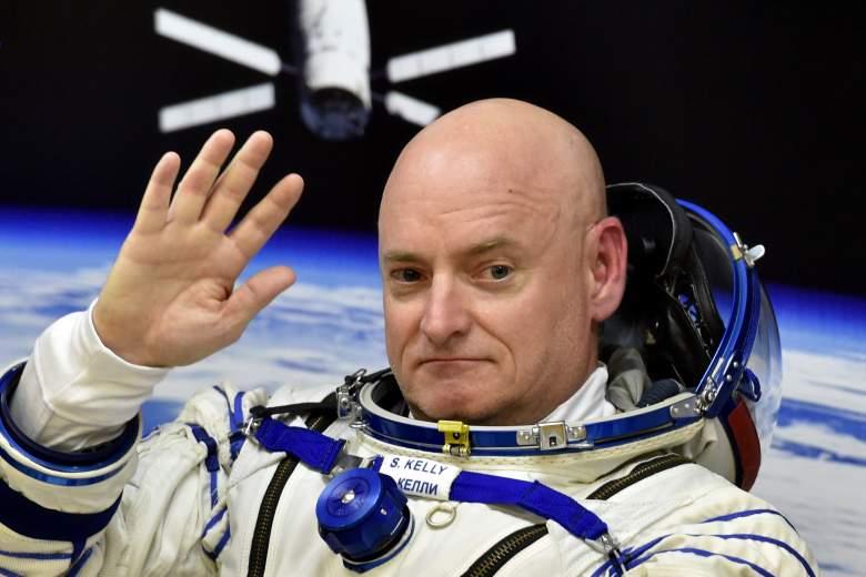 astronaut kelly