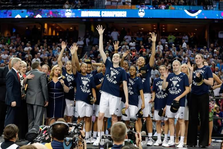 UConn, Connecticut, women's basketball tournament, NCAA bracket