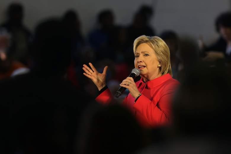 Hillary Clinton Debate, HIllary Clinton poll, Flint debate