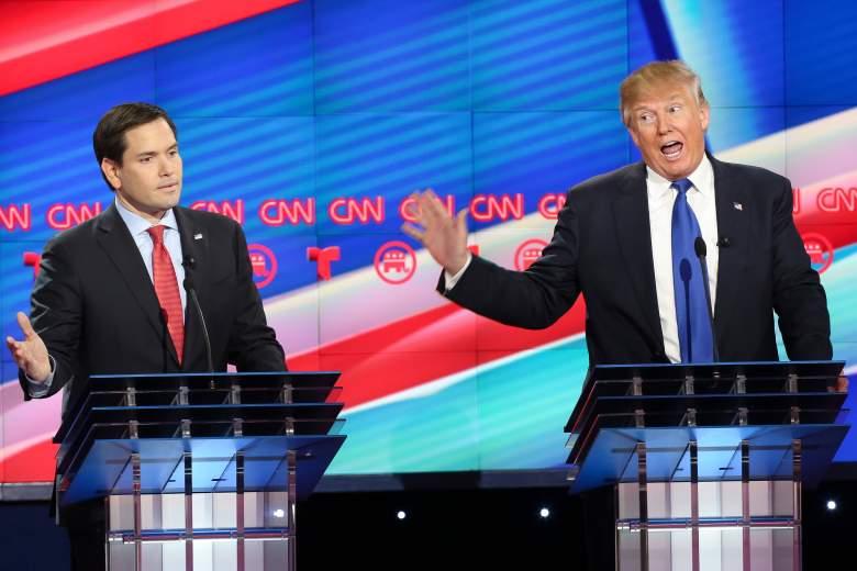 Marco Rubio, Donald Trump, Florida GOP Polls, numbers, polling, favorite