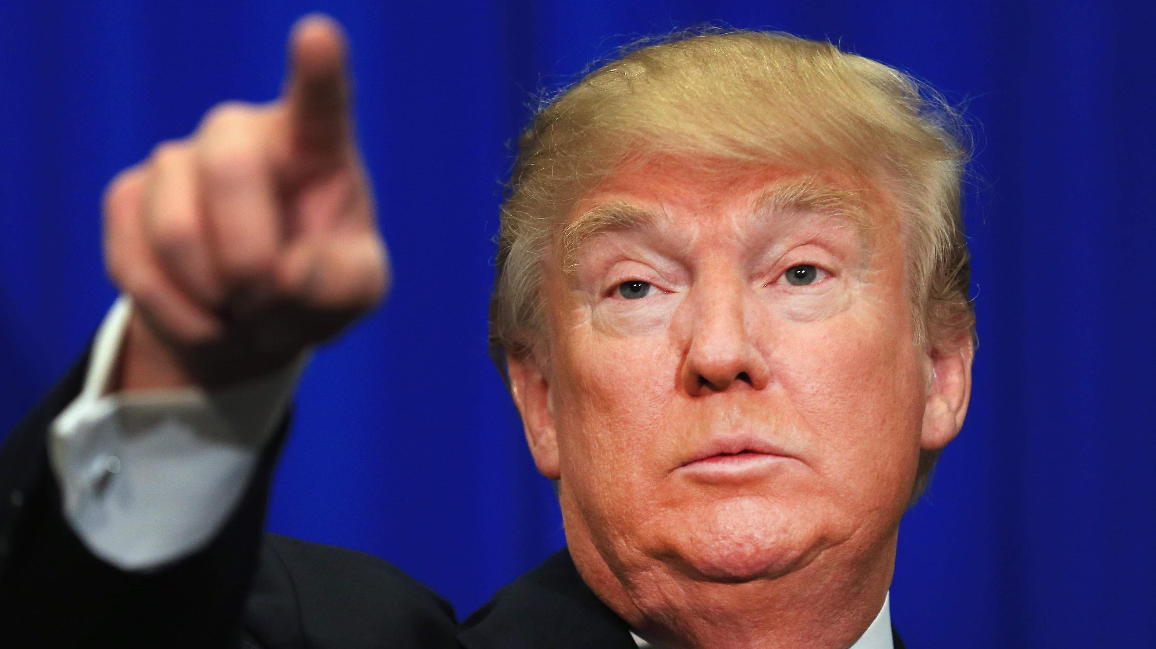 Donald Trump, KKK, David Duke