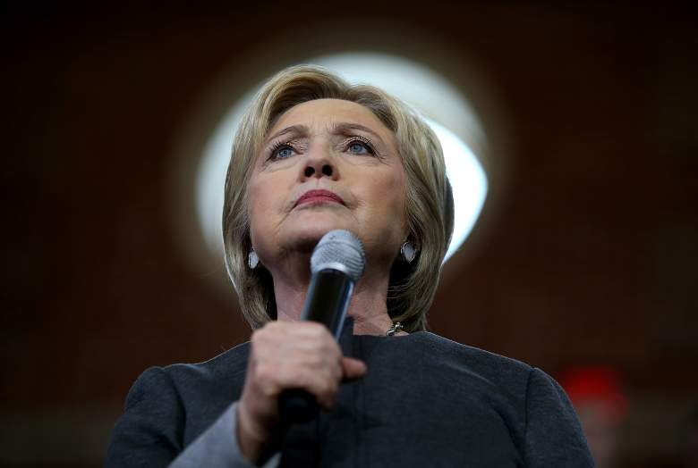 Hillary Clinton, Democratic Florida primary, where, when