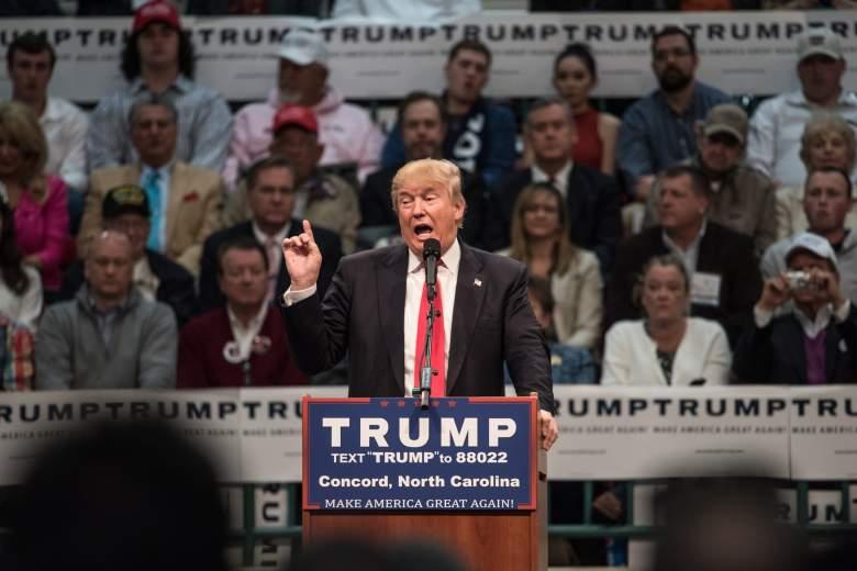 Donald Trump, GOP Republican primaries, democratic, today, march 8