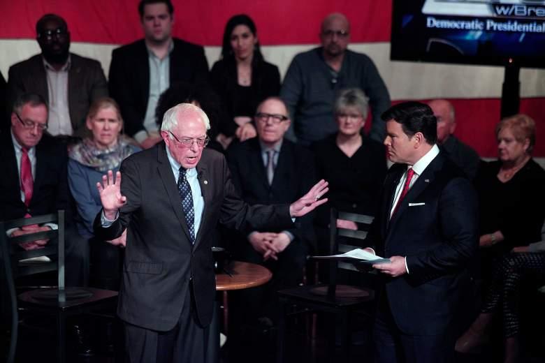 Bernie Sanders Michigan, Bernie Sanders delegate count, Democratic delegate count