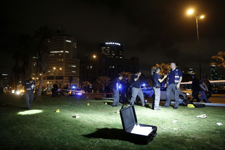 Stabbing American US Tourist Dead Stabbed Israel Joe Biden
